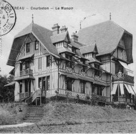 courbeton-1-le-manoir-en-1930