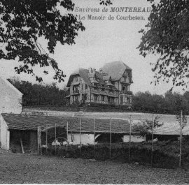 courbeton-4-la-ferme-du-manoir-en-1930