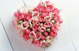 Atelier floral de la Saint Valentin