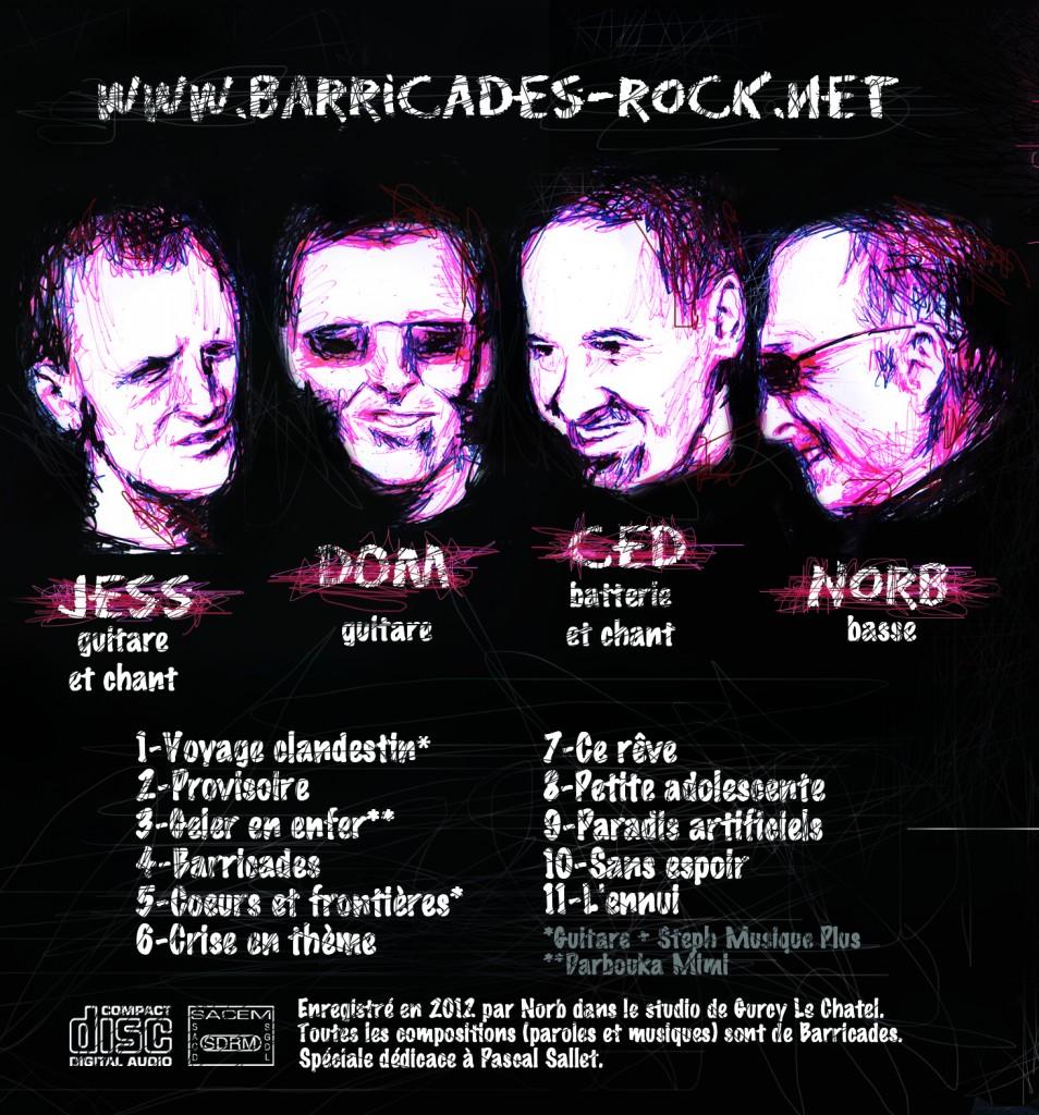 Barricades-Verso