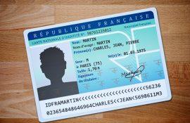 La carte nationale d'identité est désormais valide 15 ans