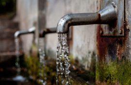 Nettoyage des réservoirs d'eau
