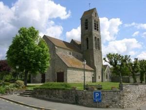 L'église Saint-Germain-Saint-Laurent